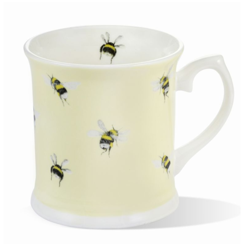 Mosney Mill Mosney Mill Many Bees Mug
