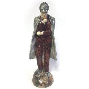 Babbacombe Pottery Babbacombe Sherlock Holmes Figurine