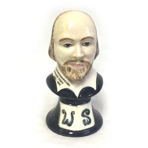 Babbacombe Pottery William Shakespeare Large Bust