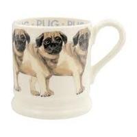Pug 1/2 Pint Mug