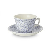 Pale Blue Felicity Teacup & Saucer