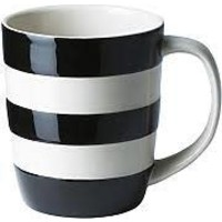 Cornishware 12oz Mug Black