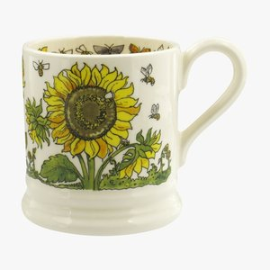 Emma Bridgewater Sunflowers and Bees Mug
