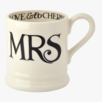 Black Toast Mrs. Mug
