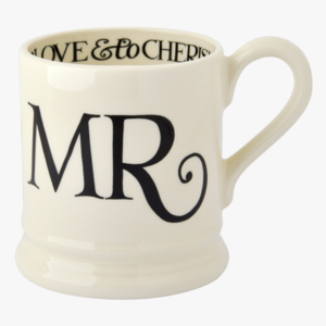 Emma Bridgewater Black Toast Mr. Mug