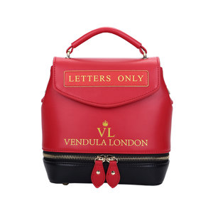 Vendula Post Box Mini Satchel Bag