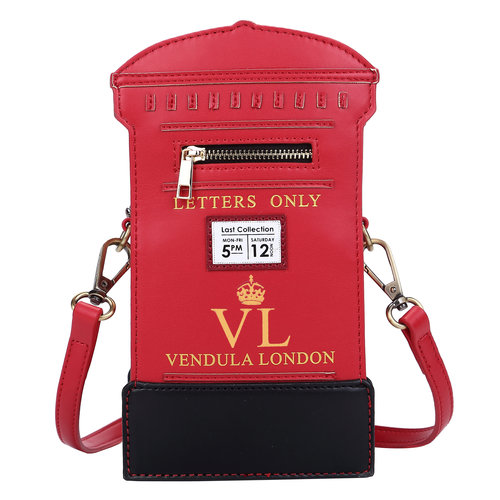 Vendula Post Box Cross Body Bag