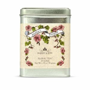 Harney & Sons Harney & Sons Mothers Bouquet 20's Tea Tin