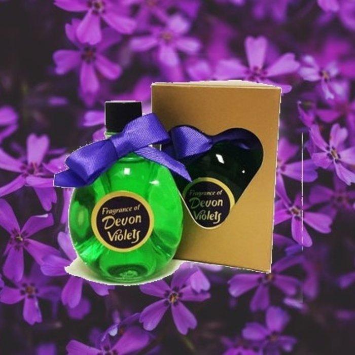 Devon Violets & Floral Charm