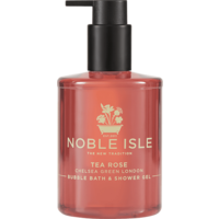 Noble Isle Tea Rose Bath & Shower Gel