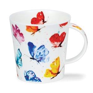 Dunoon Cairngorm Flight of Fancy Butterfly Mug