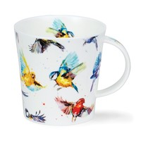 Dunoon Cairngorm Flight of Fancy Bird Mug