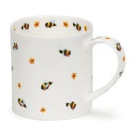 Dunoon Orkney Flutterby Busy Bees Mug