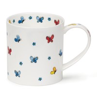 Dunoon Orkney Flutterby Butterflies Mug