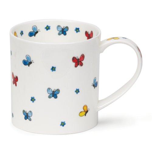 Dunoon Dunoon Orkney Flutterby Butterflies Mug