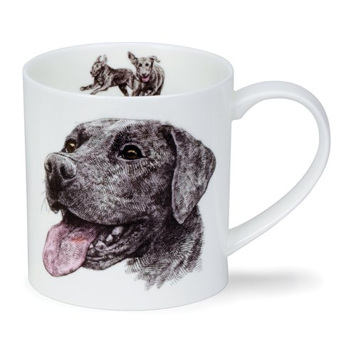 Dunoon Dunoon Orkney H. Longmuir Dog Collection Labrador Mug