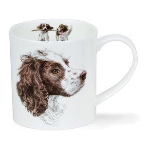 Dunoon Dunoon Orkney H. Longmuir Dog Collection Springer Spaniel Mug