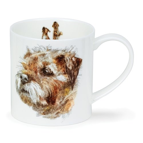 Dunoon Dunoon Orkney H. Longmuir Dog Collection Border Terrier