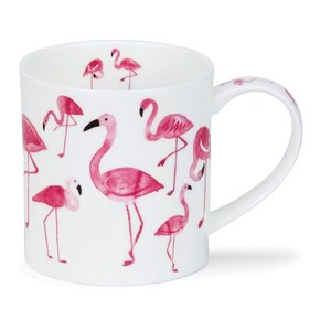 Dunoon Orkney Pretty in Pink Mug