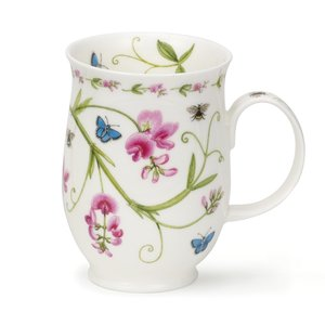 Dunoon Suffolk Floral Lane Sweet Peas Mug