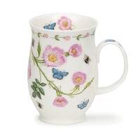 Suffolk Floral Lane Dog Rose Mug