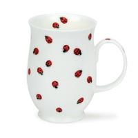 Dunoon Suffolk Bugs Ladybird Mug