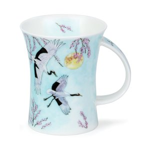 Dunoon Dunoon Richmond Kushiro Crane Mug