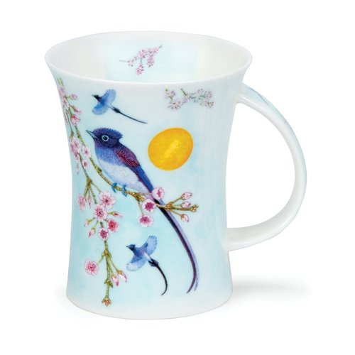 Dunoon Dunoon Richmond Kushiro Paradise Flycatcher Mug