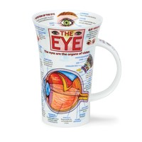 Dunoon Glencoe The Eye Mug