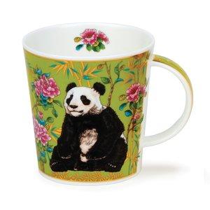 Dunoon Lomond Ashaki Green Mug