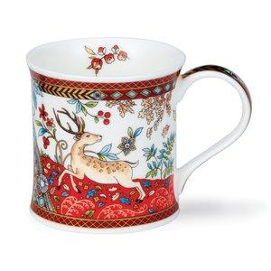 Dunoon Wessex Eden Red Mug