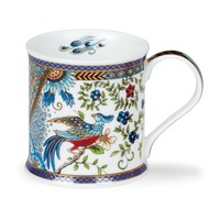 Wessex Eden Blue Mug