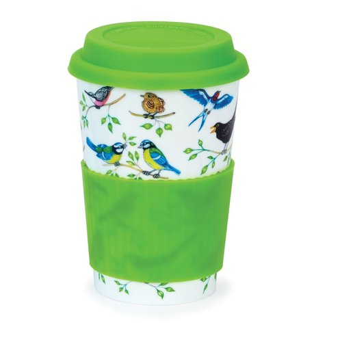 Dunoon Dunoon Travel Mug Garden Party