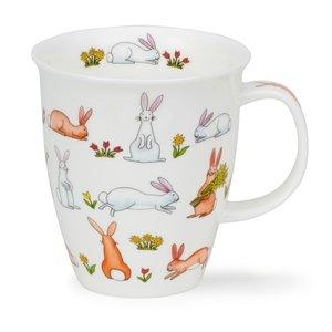 Dunoon Nevis Bunnies Mug