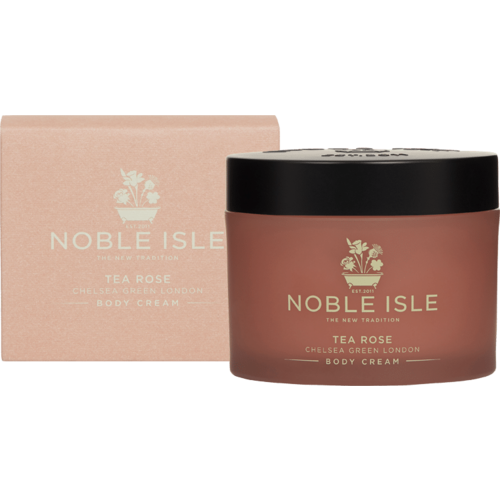 Noble Isle Noble Isle Tea Rose Body Cream 250ml