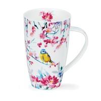 Henley Birdsong Yellow Mug