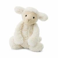 Bashful Lamb's Naptime - Jellycat