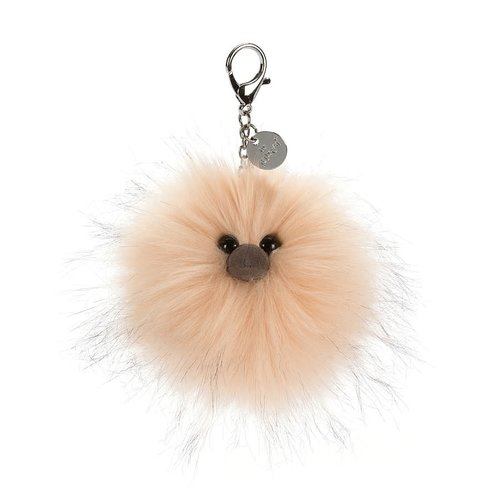 Jellycat Jellycat Peachy Bag Charm