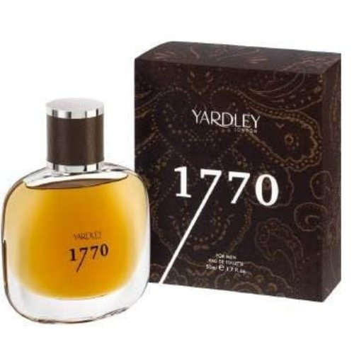 Yardley Yardley 1770 Mens EDT 50ml