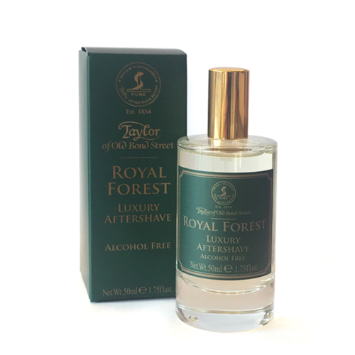 Taylor of Old Bond Street Royal Forest Aftershave