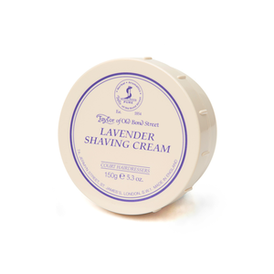 Taylor of Old Bond Street Taylor of Old Bond Lavender Shaving Cream Bowl