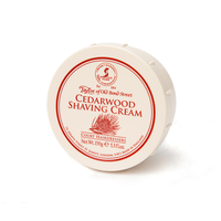 Taylor of Old Bond Cedarwood Shaving Cream