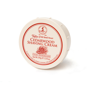 Taylor of Old Bond Street Taylor of Old Bond Cedarwood Shaving Cream