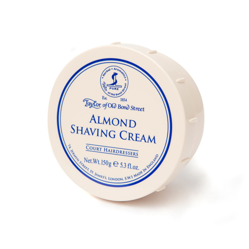 Taylor of Old Bond Street Almond Luxury Shaving Cream