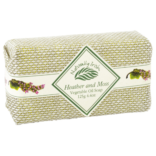 Fragrances of Ireland Naturally Irish Heather and Moss 125g