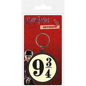 Harry Potter Platform 9 3/4 Keychain
