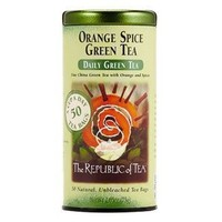 Orange Spice Green Tea
