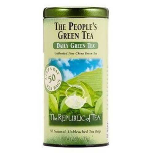Republic of Tea Republic of Tea The People's Green Tea