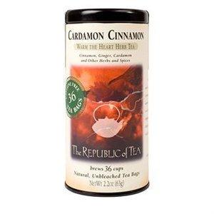 Republic of Tea Cardamon Cinnamon Herbal Tea