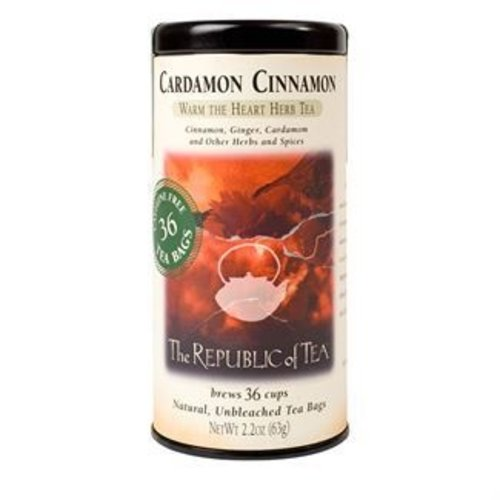 Republic of Tea Republic of Tea Cardamon Cinnamon Herbal Tea